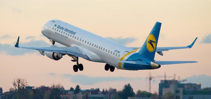 Из Киева в Киев. МАУ запускает авиаэкскурсии над украинской столицей