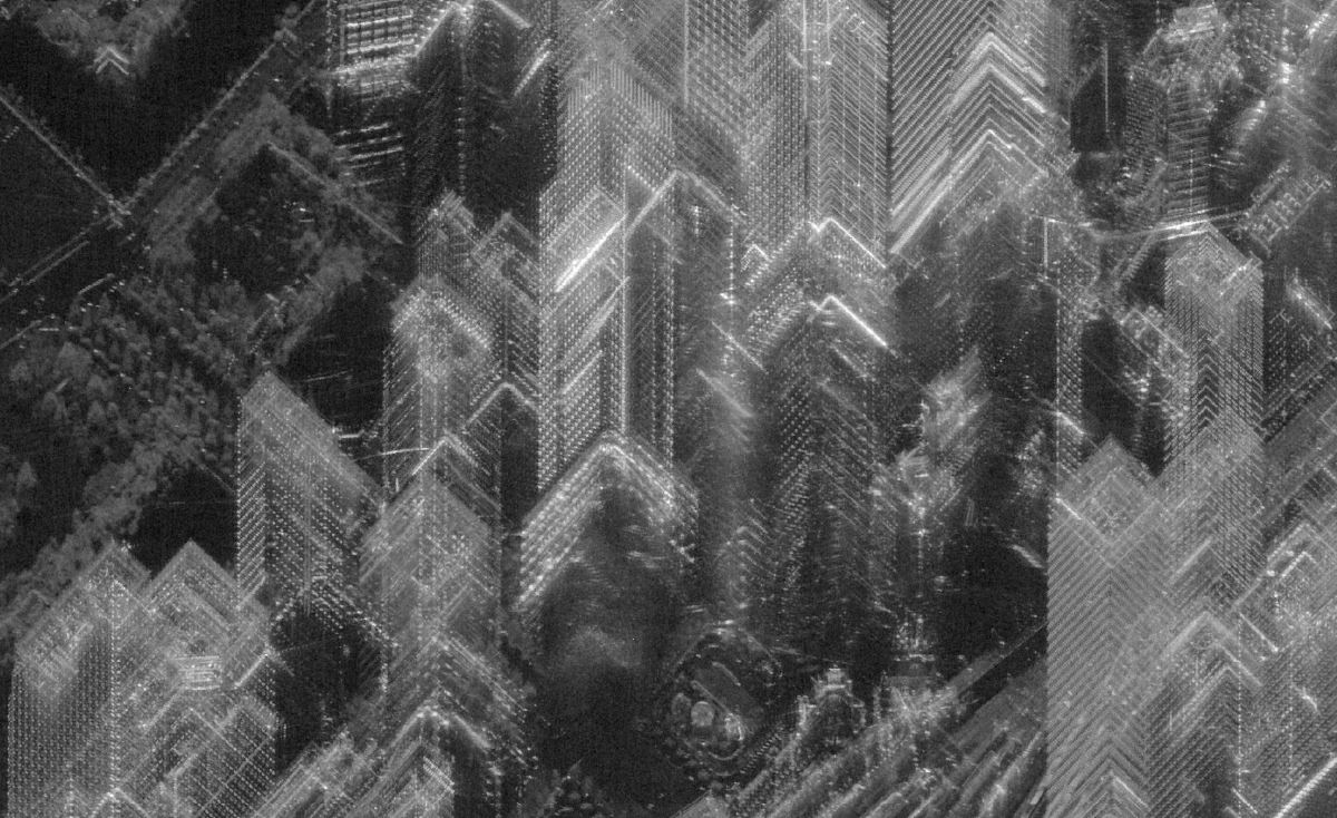 Американская компания показала изображения со спутника, который способен видеть сквозь стены