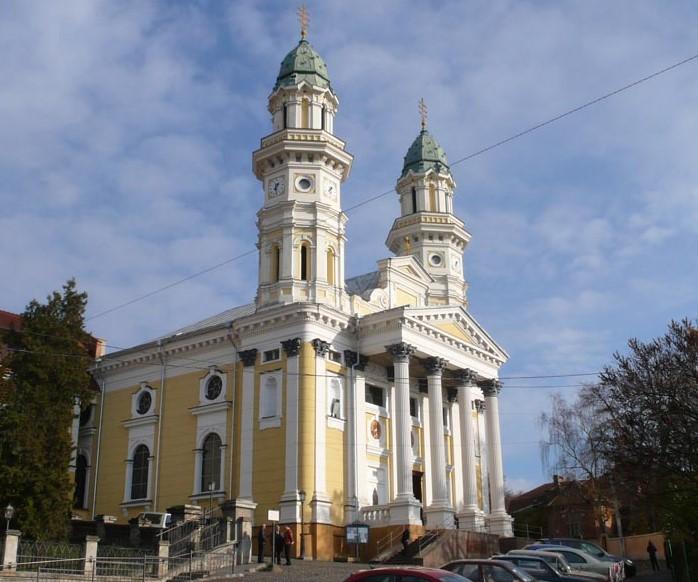 Кафедральный собор. Фото — Itinery.