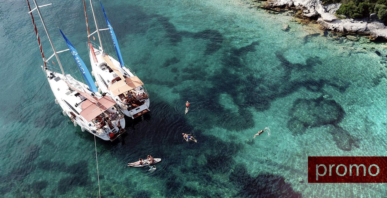 Как путешествовать на яхте и отдыхать дешевле, чем в отеле