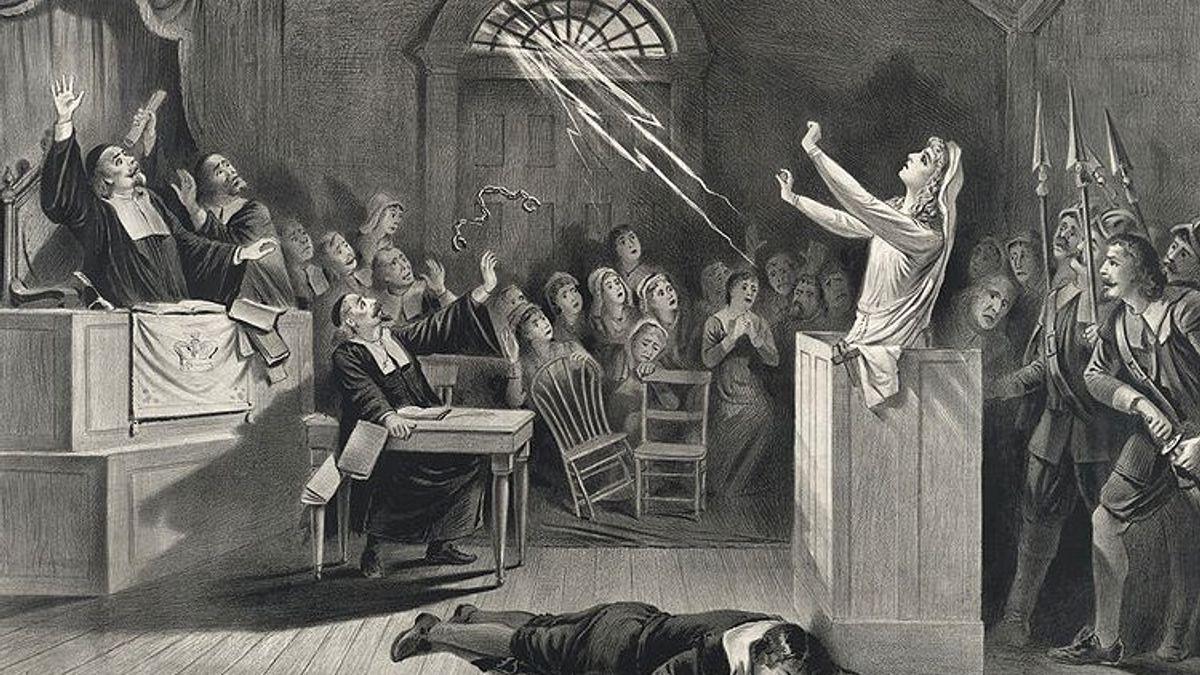 Немецкая церковь извинилась за охоту на ведьм и казнь 400 человек