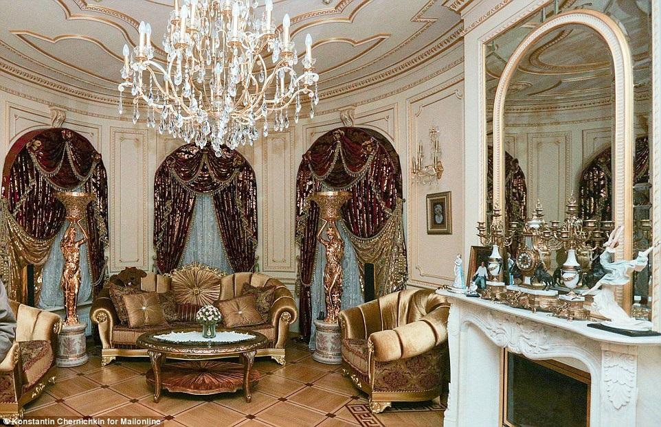 Дом Пшонки. Фото – Daily Mail.
