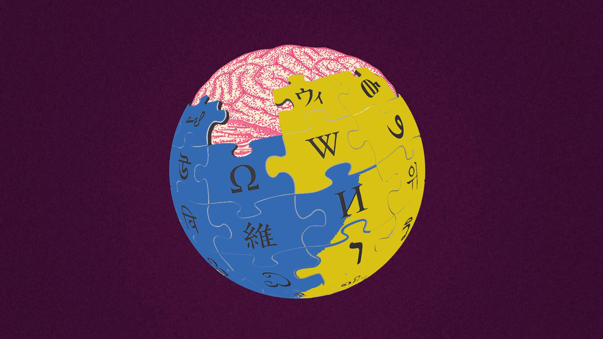 Украинская «Википедия» стала на 21% популярнее, чем в прошлом году