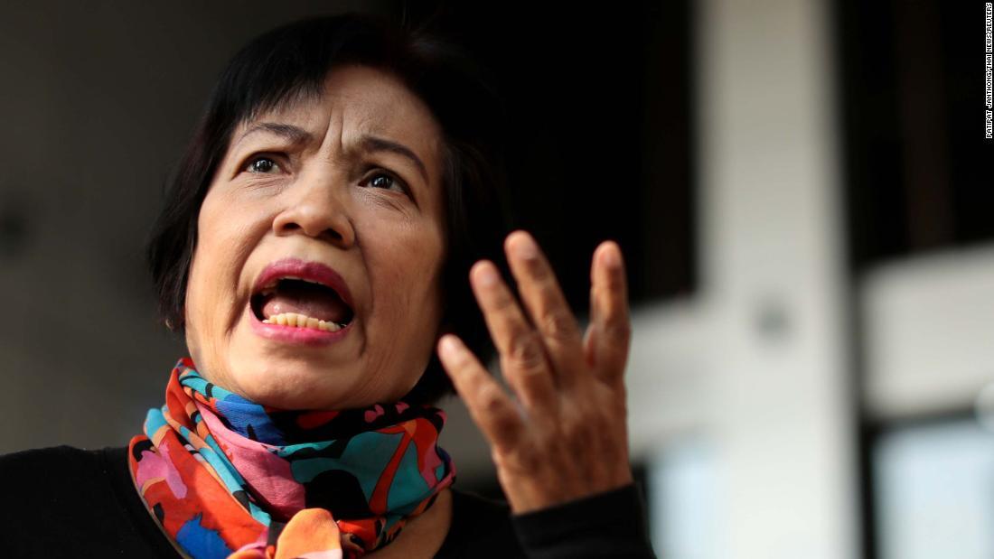 Женщину осудили на 43 года тюрьмы за оскорбление короля Таиланда