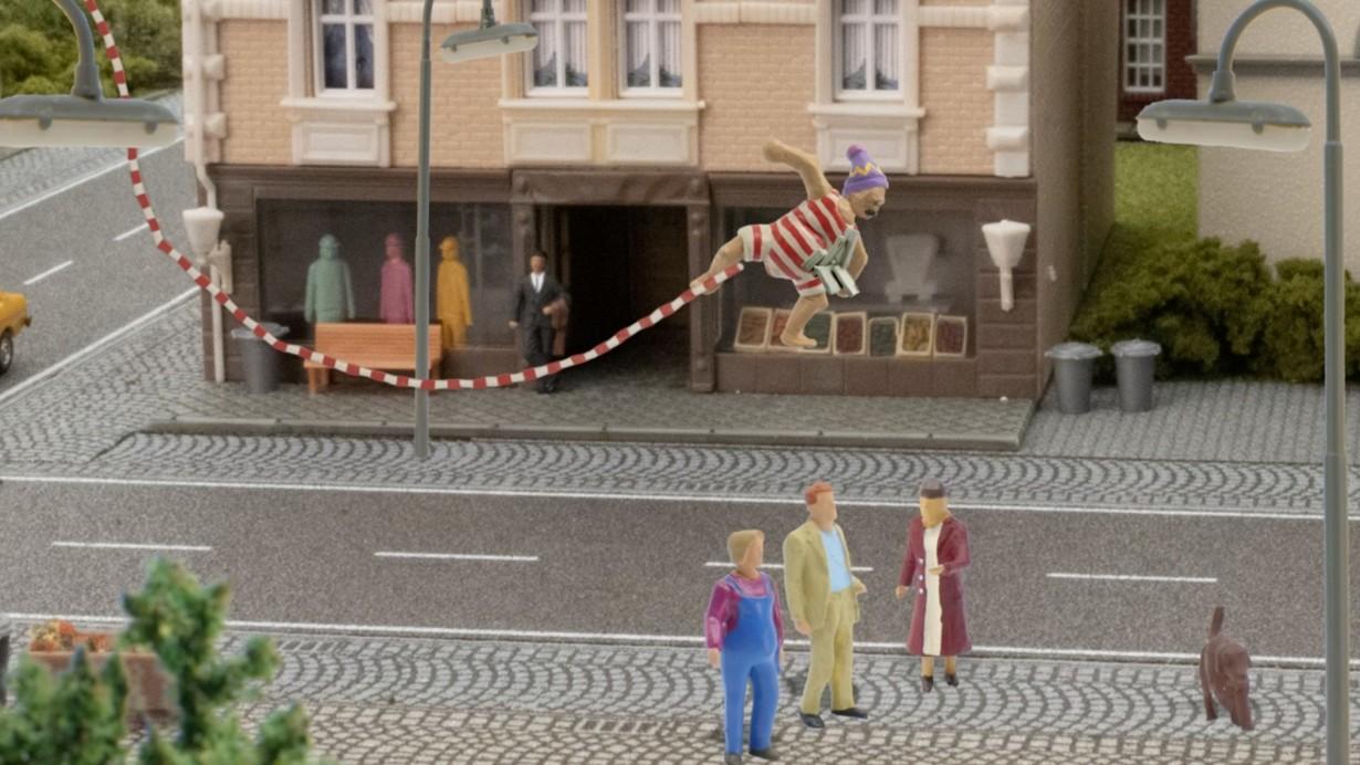В Дании вышел детский мультик о мужчине с самым длинным членом в мире