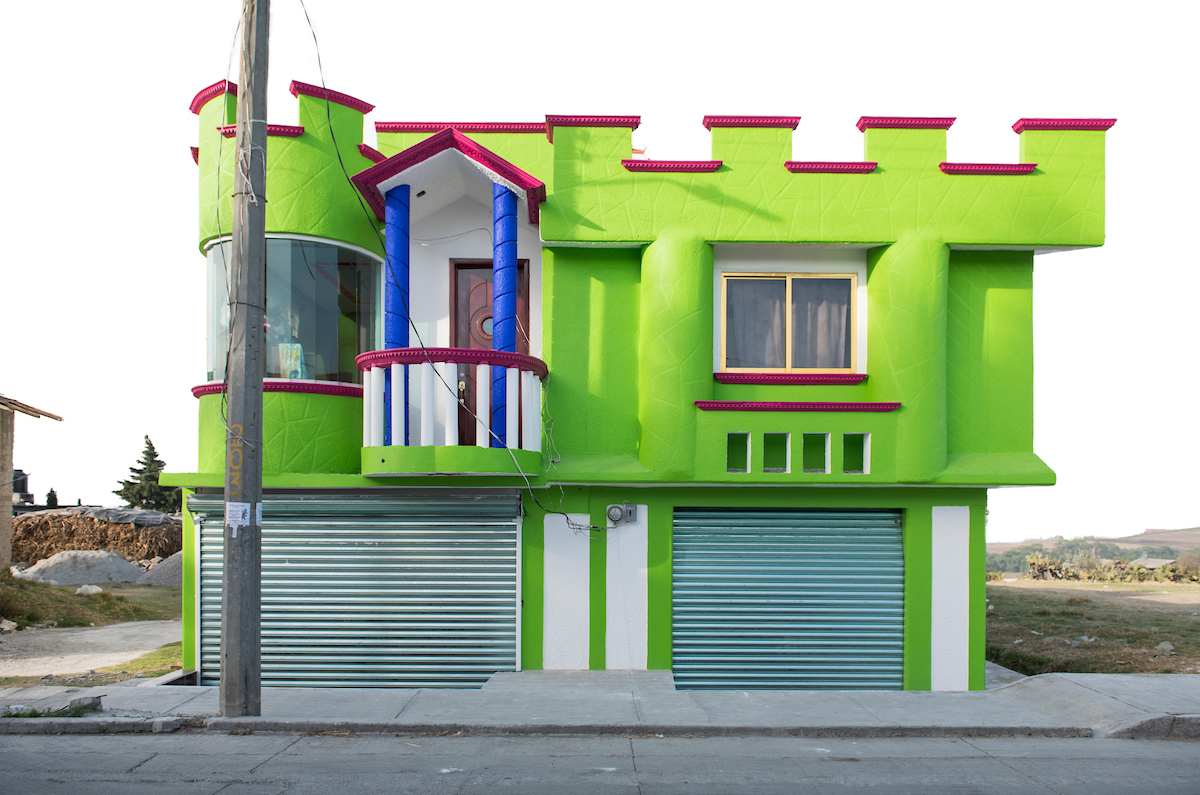 «Вольная архитектура» Мексики. Как выглядят дома, которые строятся без проекта