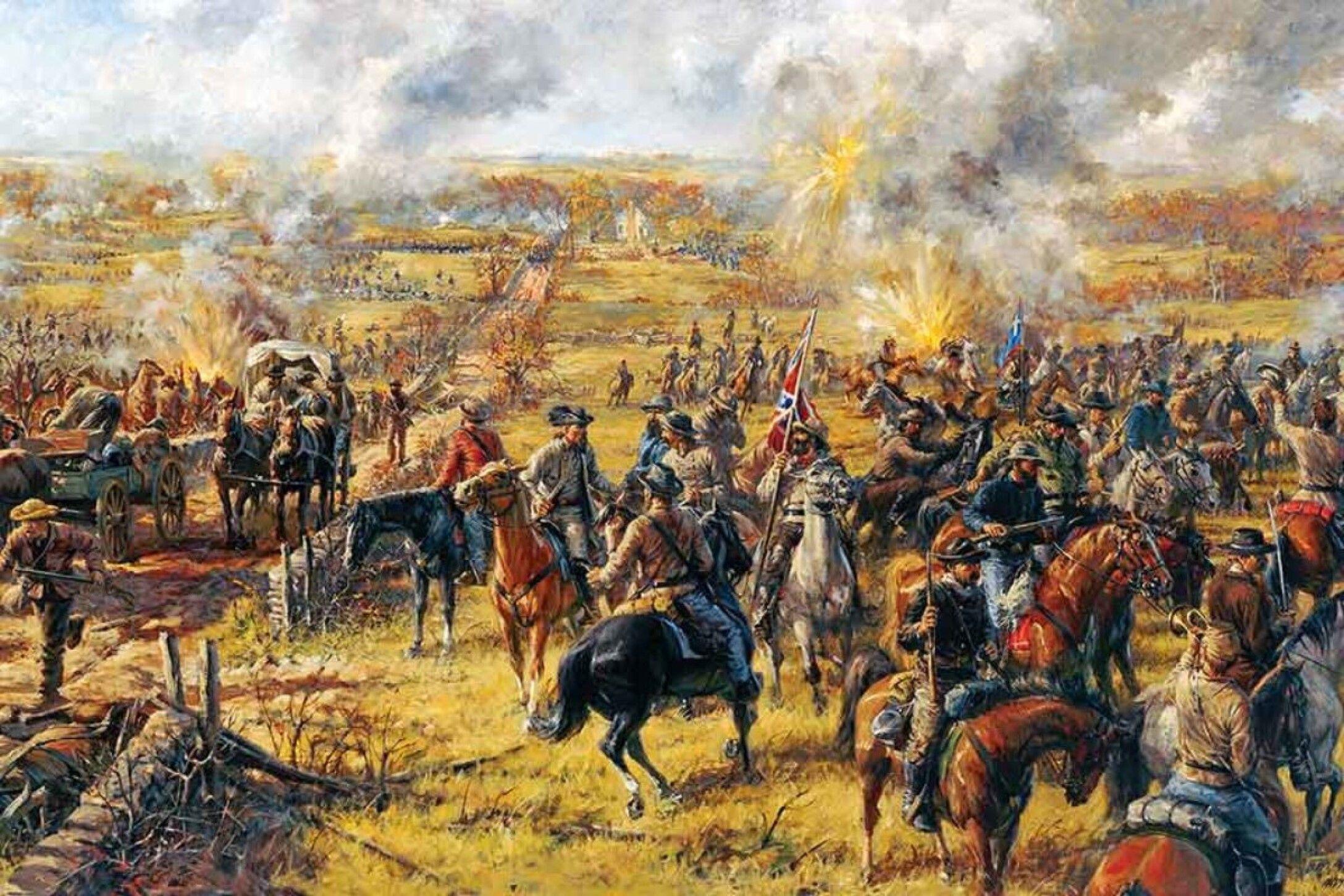 Битва при Вестпорте.