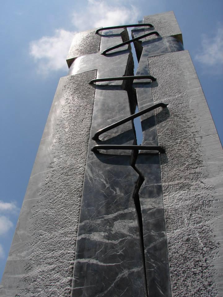 Скульптура в Венеции.