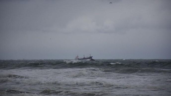Cудно с 10 украинцами на борту затонуло в Черном море