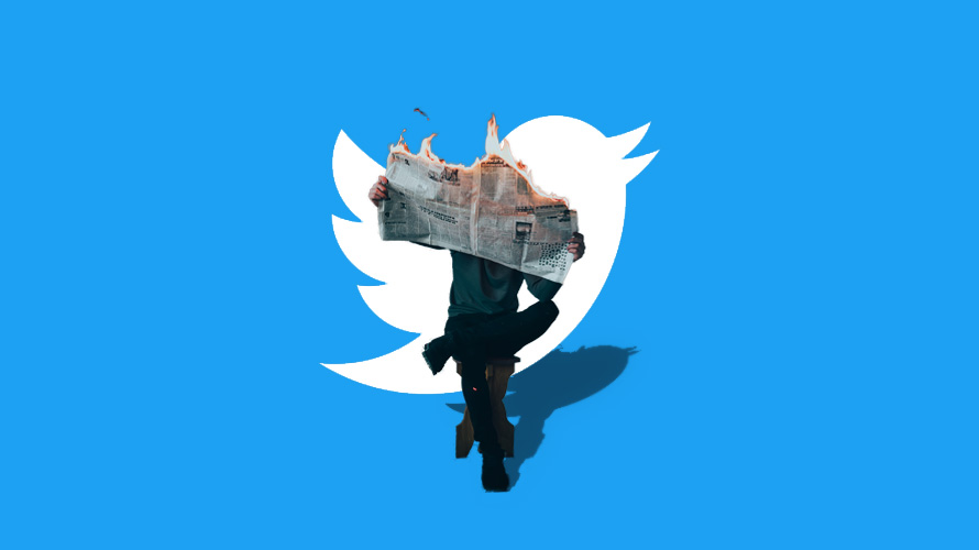 Twitter массово удаляет аккаунты сторонников теории заговора QAnon