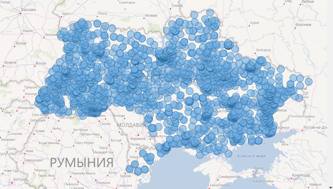 Ссылка дня. Карта официальных пунктов тестирования на COVID-19 от Минздрава
