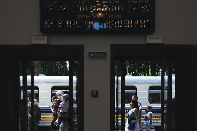 В новых вагонах «Укрзалізниці» появится видеонаблюдение