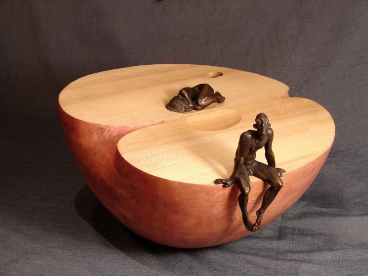 «Адам и Ева, семена дерева жизни».
