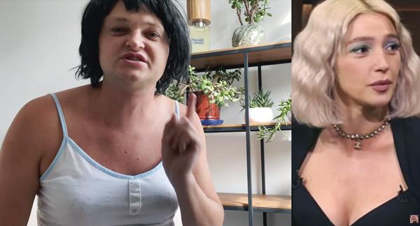 Татьяна Трахунец хейтит Ивлееву.