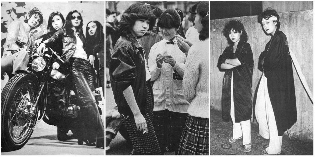 Бандитки сукебан. История женских уличных банд в патриархальной Японии