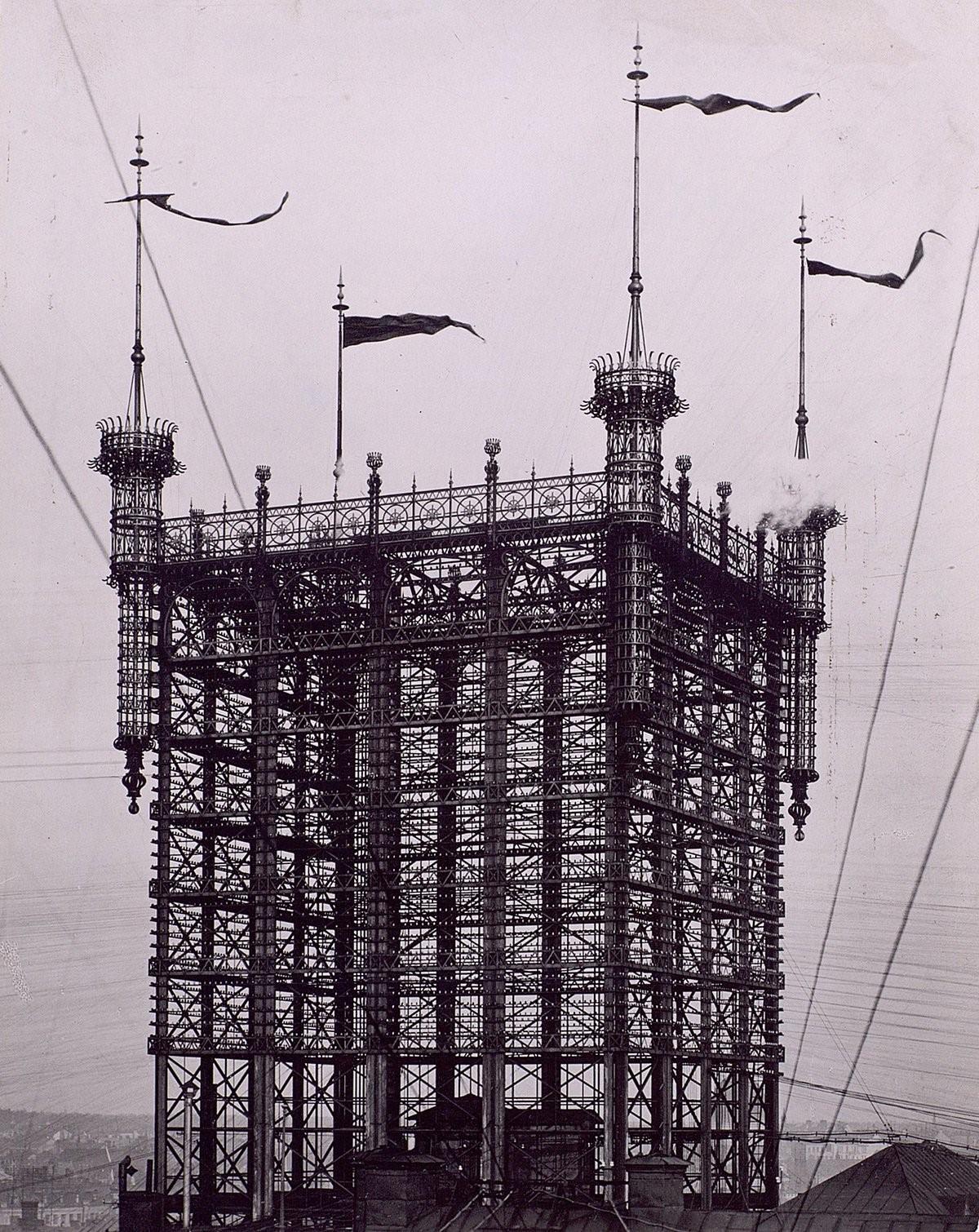 Башня Telefontornet.