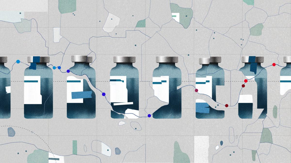 Поставки вакцины Sinovac в Украину могут задержаться — Reuters