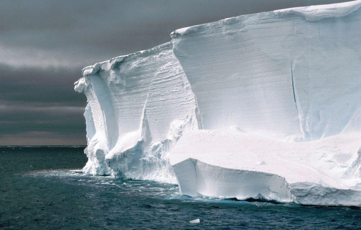 Ученые нашли жизнь под 900-метровой толщей льда