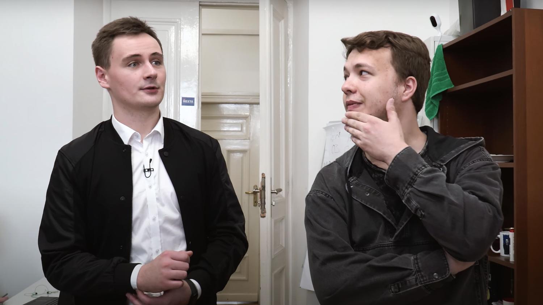 Лукашенко требует экстрадировать в Беларусь основателей телеграм-канала NEXTA