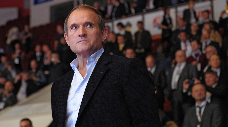 СНБО ввел санкции против Виктора Медведчука
