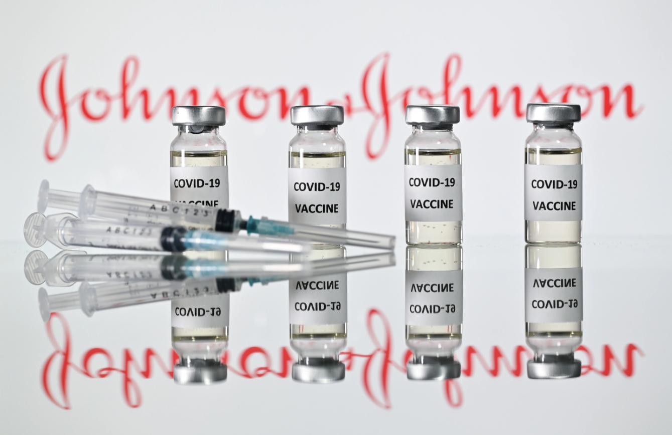 США одобрили вакцину Johnson & Johnson