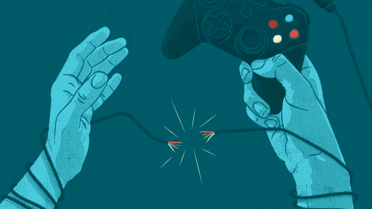 Видеоигры могут предотвратить депрессию у подростков. Исследование