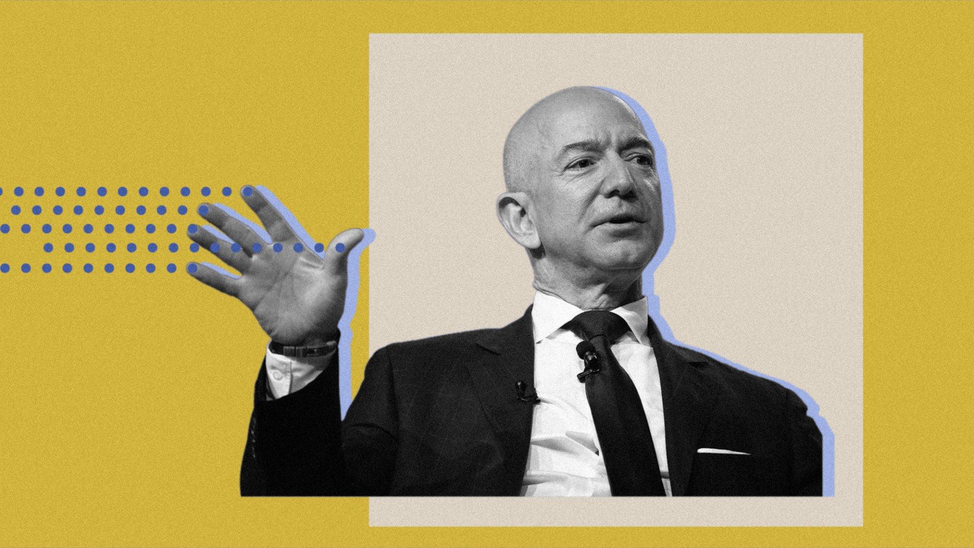 Джефф Безос перестанет быть главой Amazon