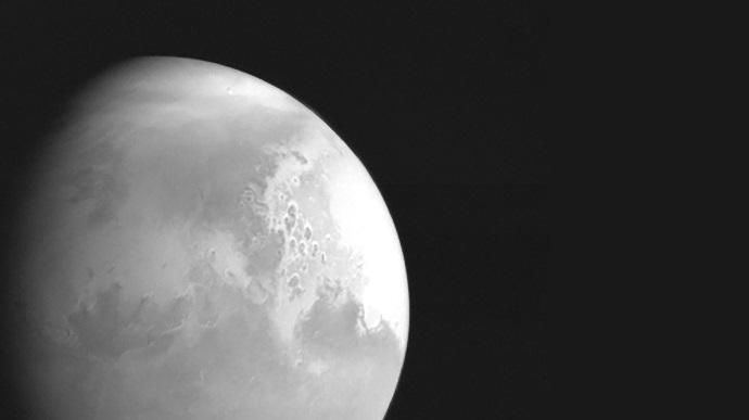 Видео дня. Поверхность Марса, снятая китайским космическим аппаратом