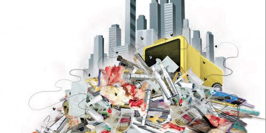 Полиция обнаружила свалку опасных медицинских отходов в Киевской и Николаевской областях