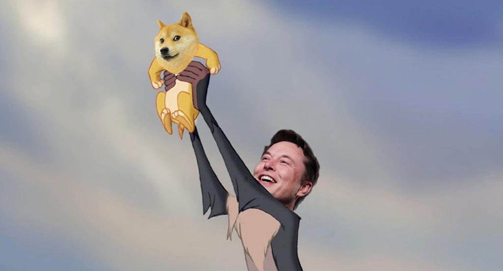 Илон Маск повысил стоимость криптовалюты Dogecoin одним твитом