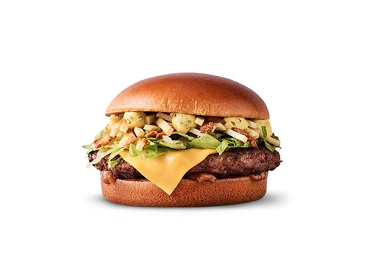 Датский McDonald's представил бургер от мишленовского шеф-повара