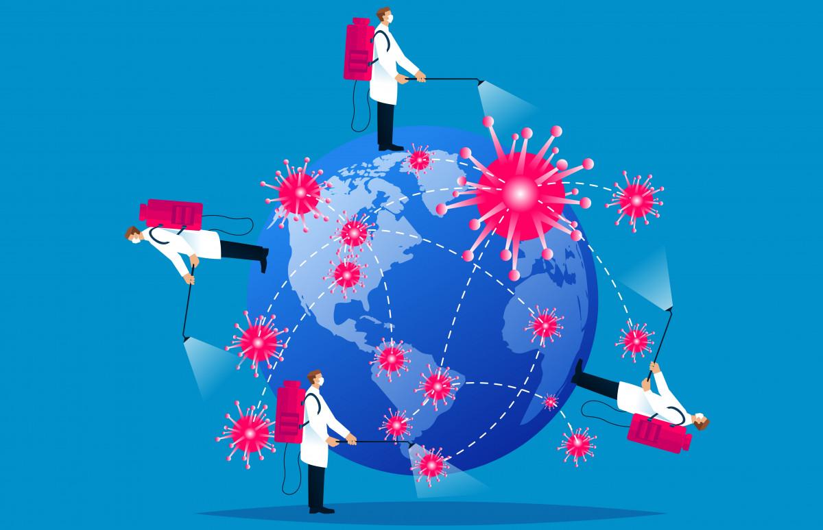 Большинство населения Земли вакцинируется от COVID-19 через семь лет — Bloomberg
