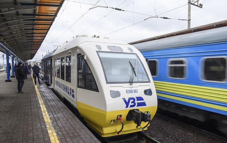 «Укрзалізниця» предлагает пассажирам поучаствовать в составлении графика поездов. Как это сделать?