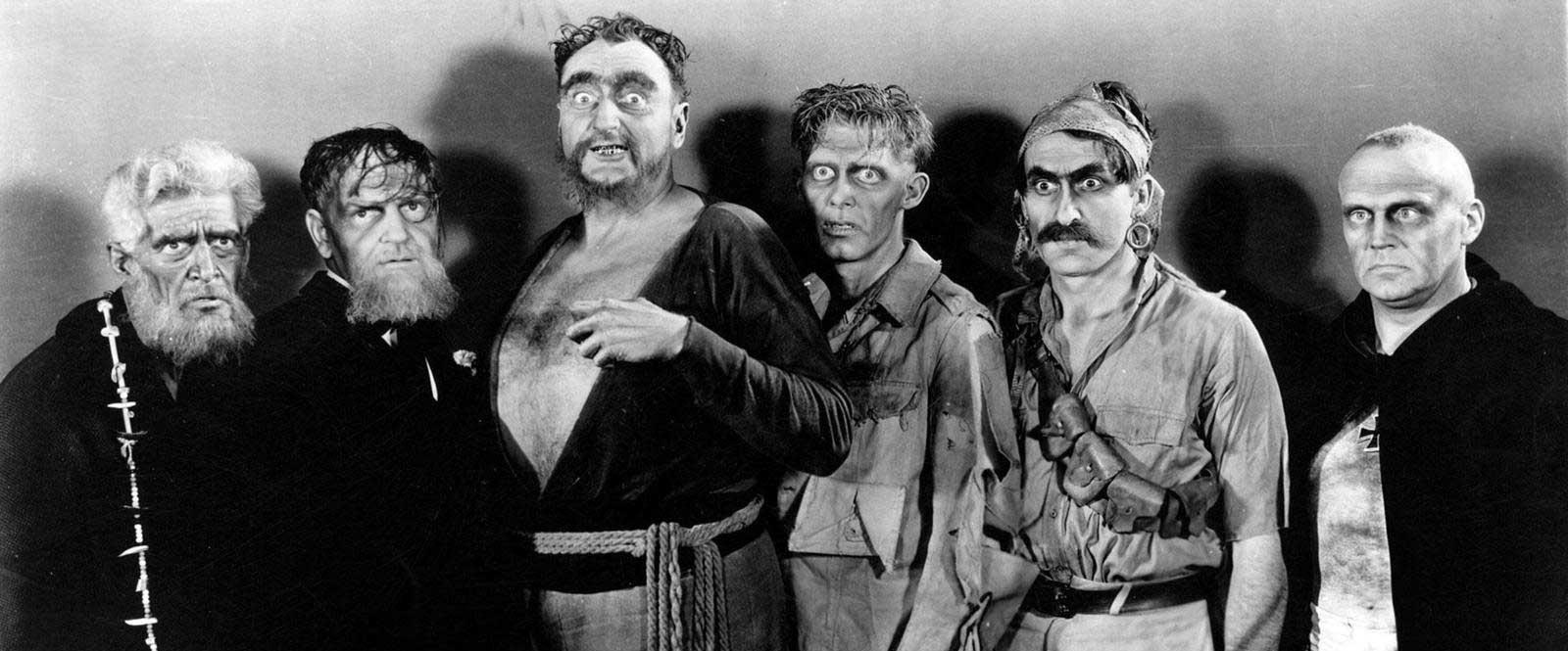 Кадр из фильма «Белый зомби». Изображение — Metro-Goldwyn-Mayer