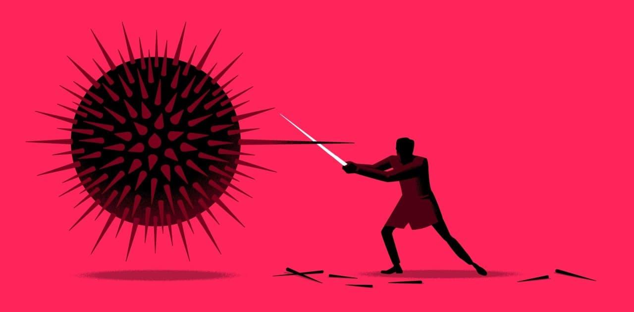 Смертность от тяжелой формы коронавируса сократилась на 30%