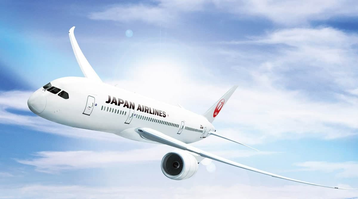 Фото — Japan Airlines.