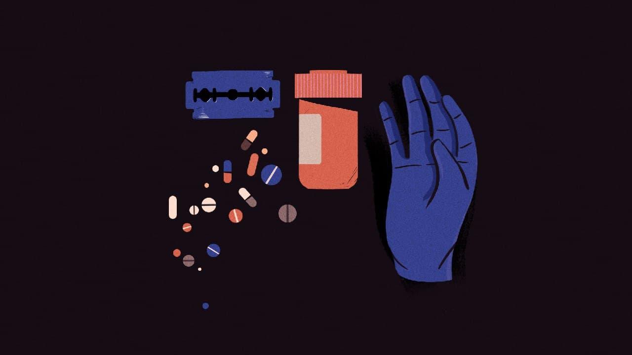 Кетамин снижает суицидальные настроения. Исследование