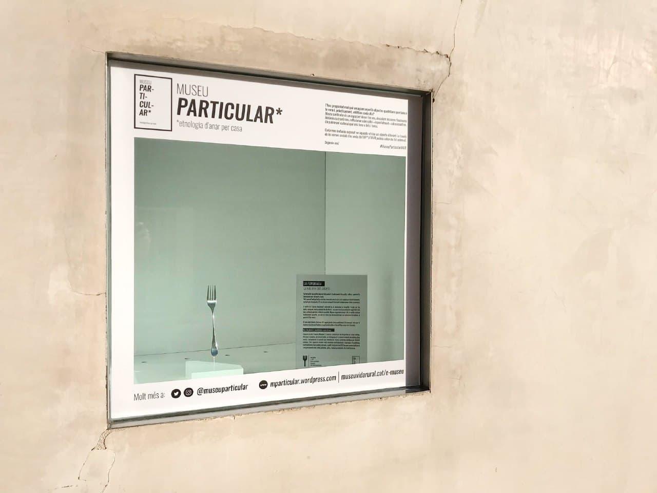 В Каталонии появился музей с единственным экспонатом. Он вдохновлен локдауном