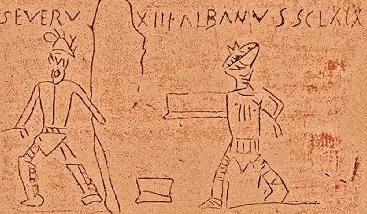 Секс, реклама, хвастовство: о чем писали на стенах древних Помпей