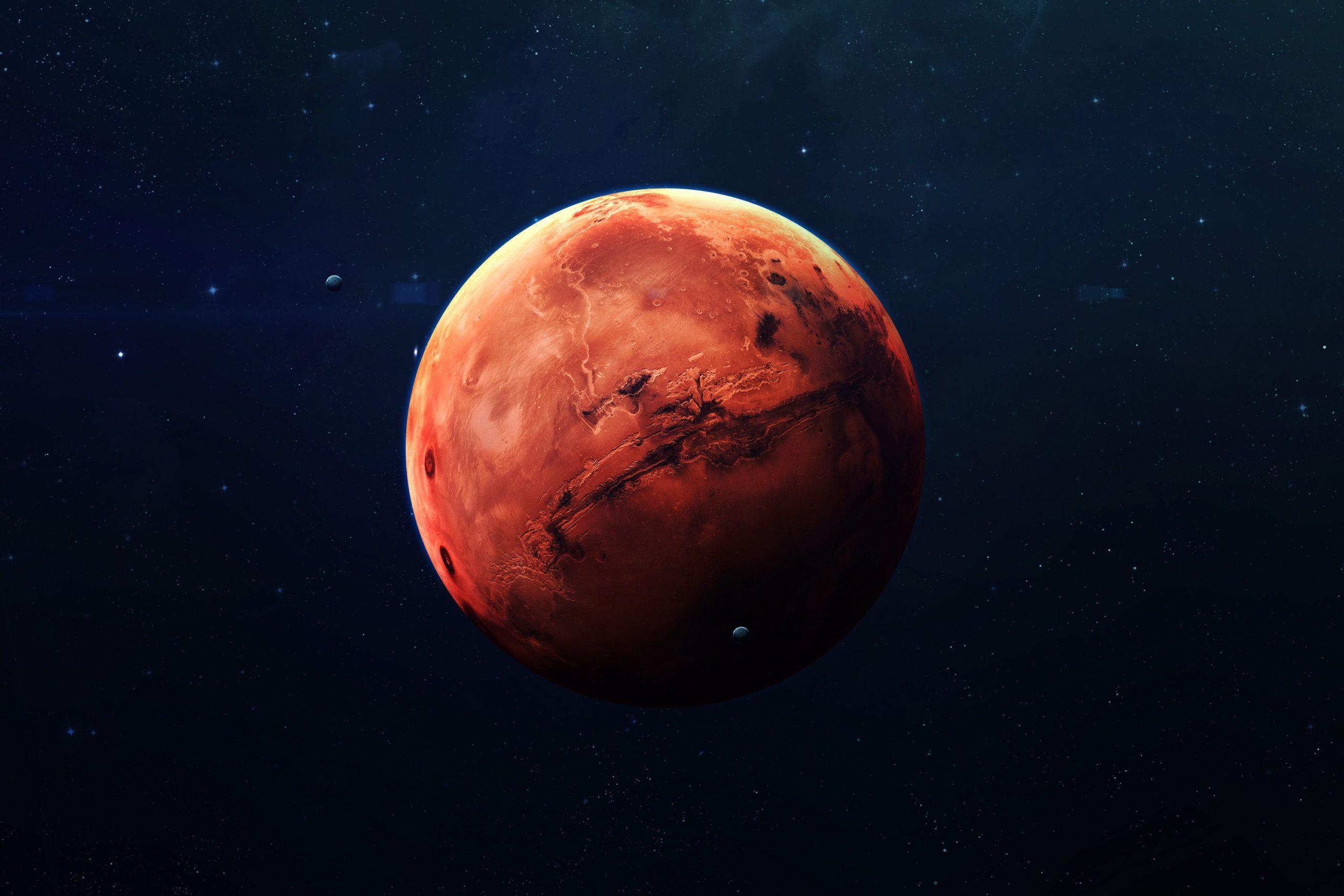 Арабы, китайцы и американцы одновременно прилетят на Марс