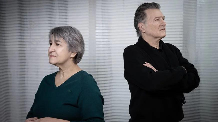 Анн Лакатон и Жан-Филипп Вассаль. Фото — Joel Saget.