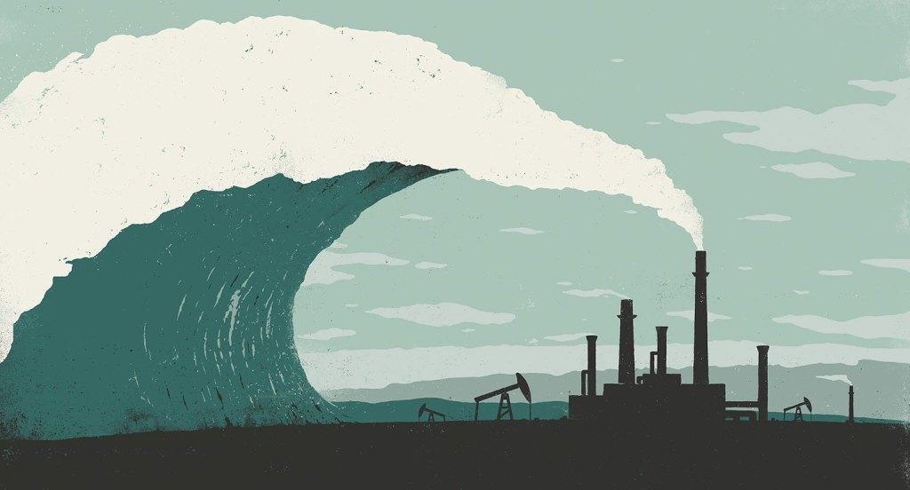 Вода в Мировом океане меняет структуру, и это опасно для жизни. Исследование