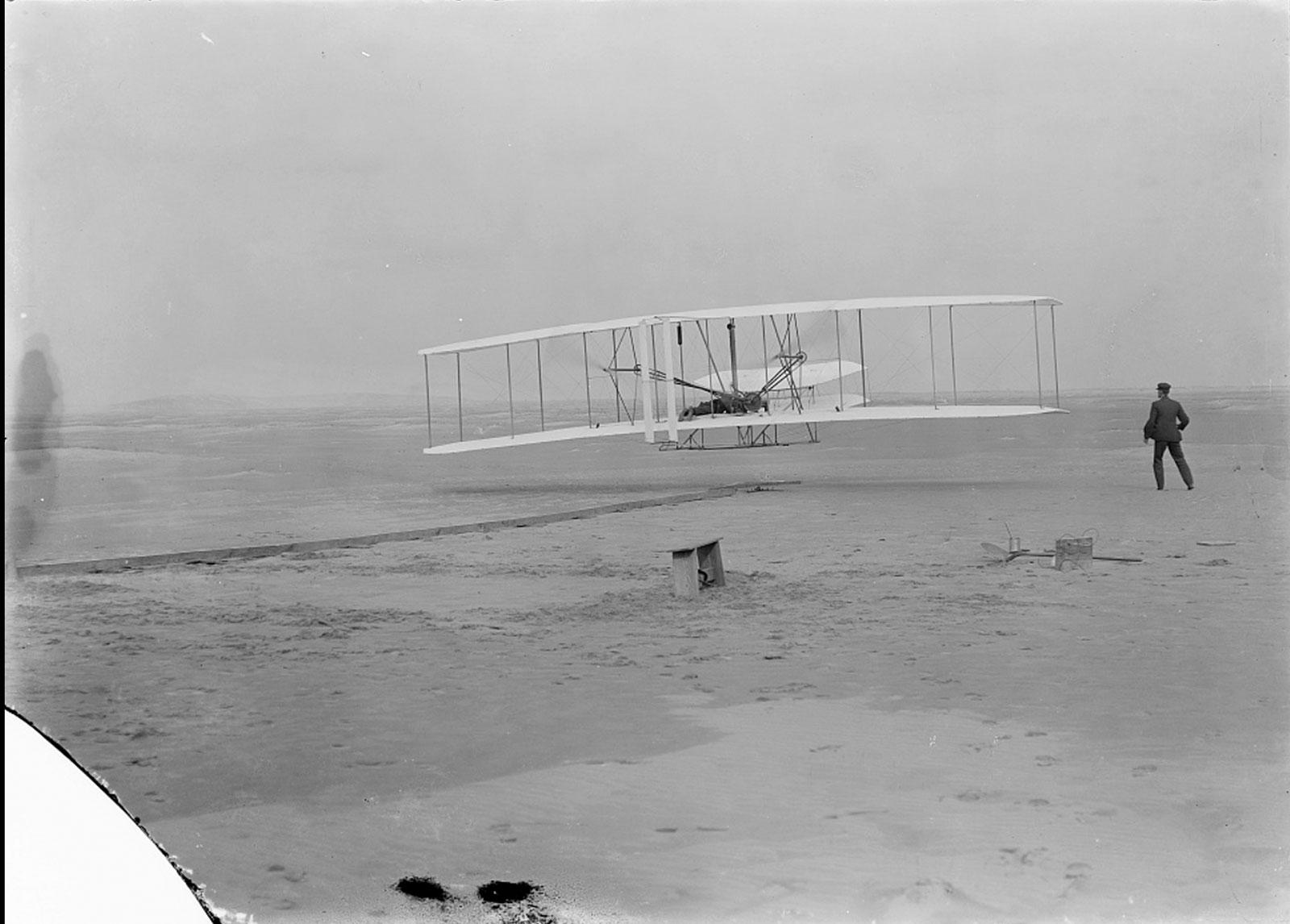 «Флаер-1». Фото — Library of Congress.