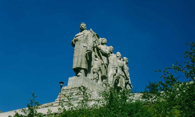 Археологи обнаружили остатки трудового лагеря на месте памятника Сталину в Праге