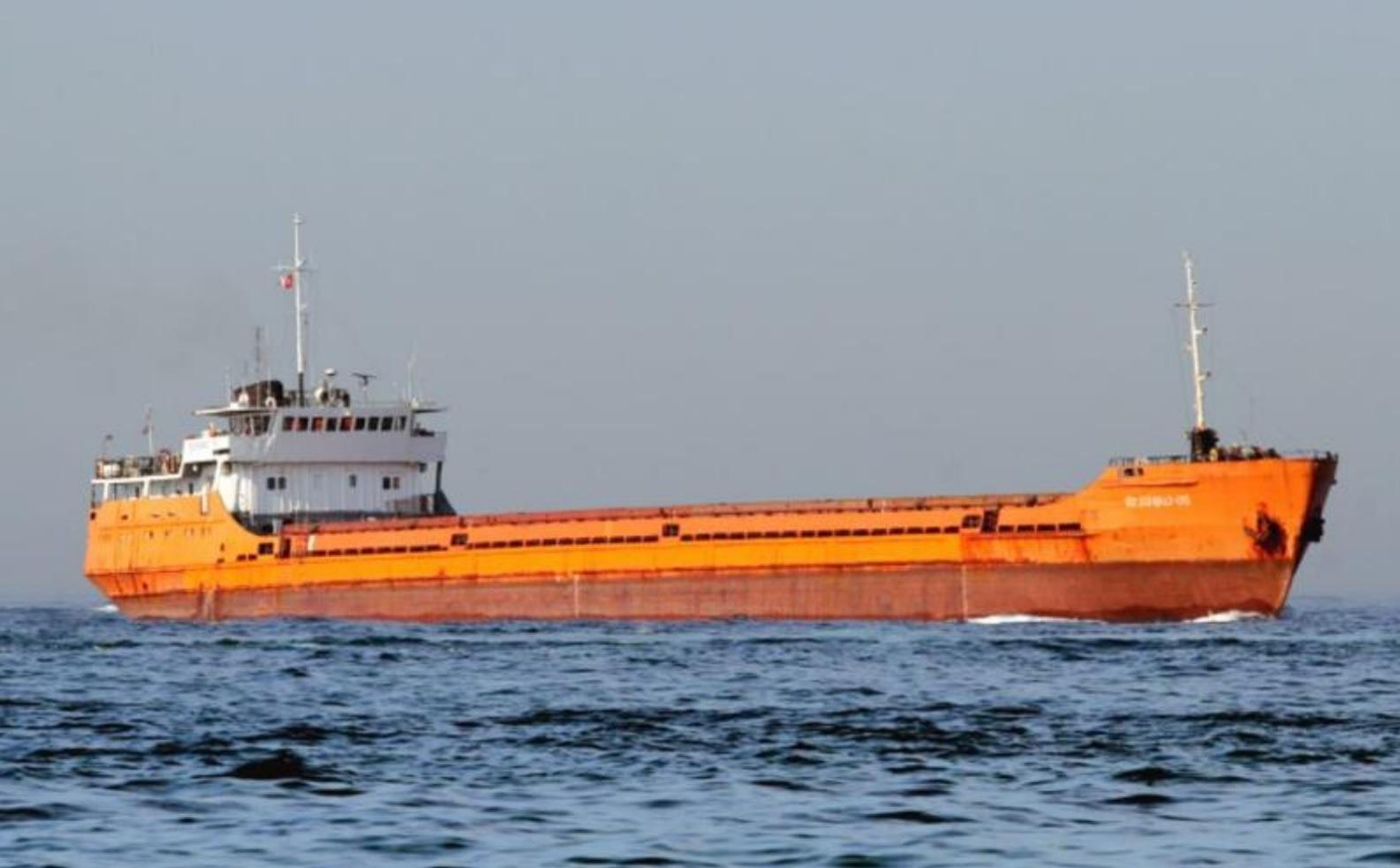 Сухогруз с украинским экипажем потерпел крушение в Черном море. Двое погибших