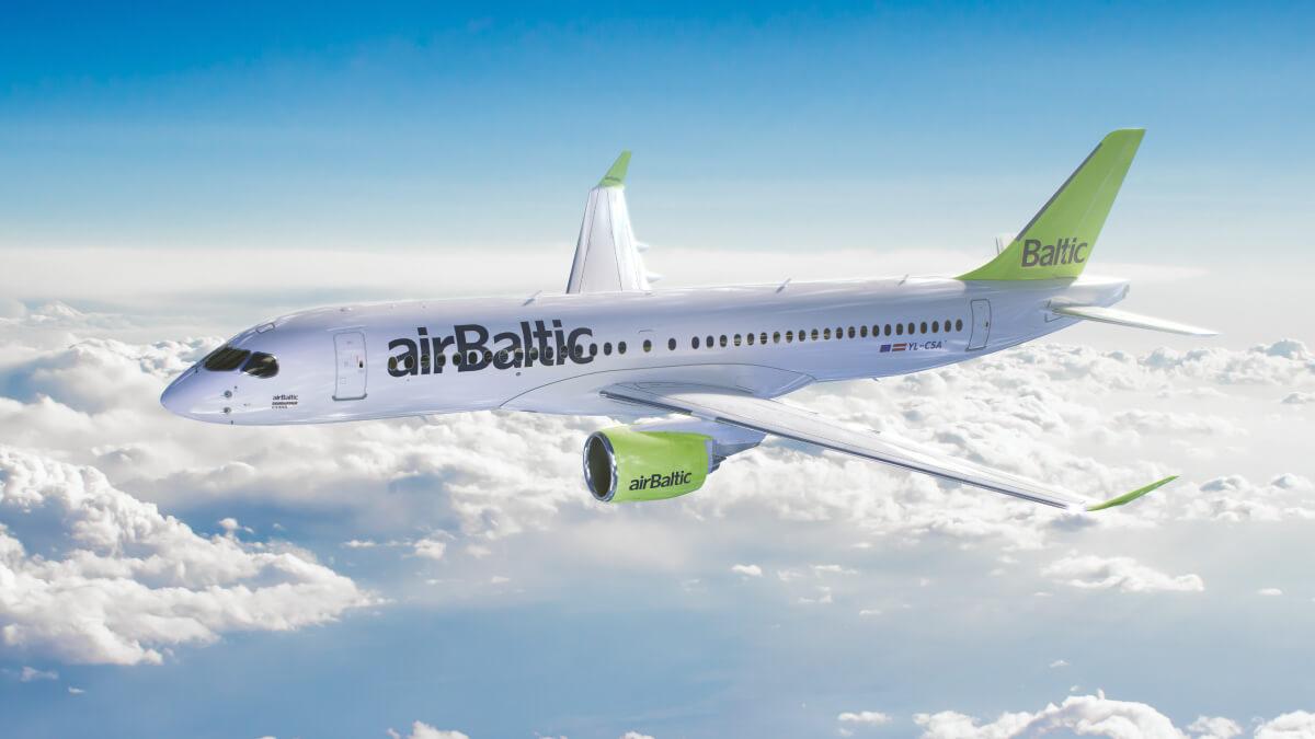 Фото – airBaltic.