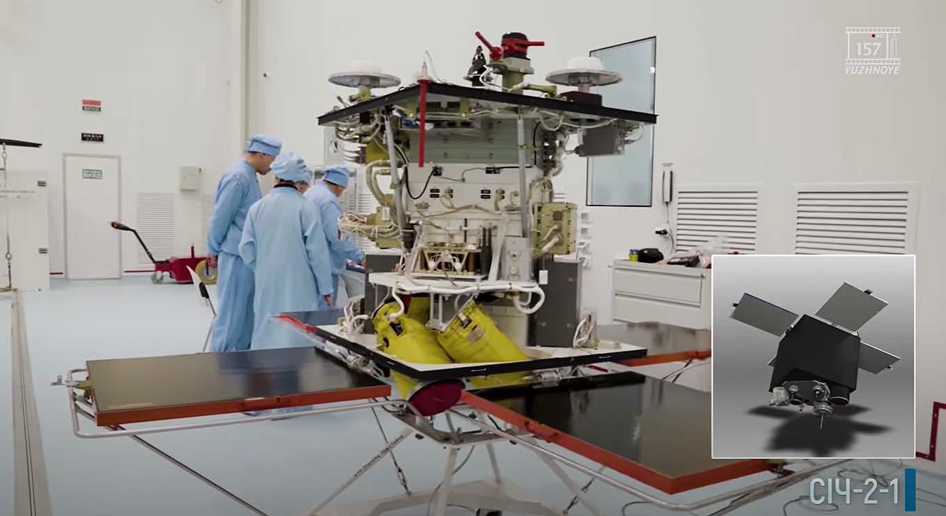 SpaceX готова запустить украинский спутник — заявление
