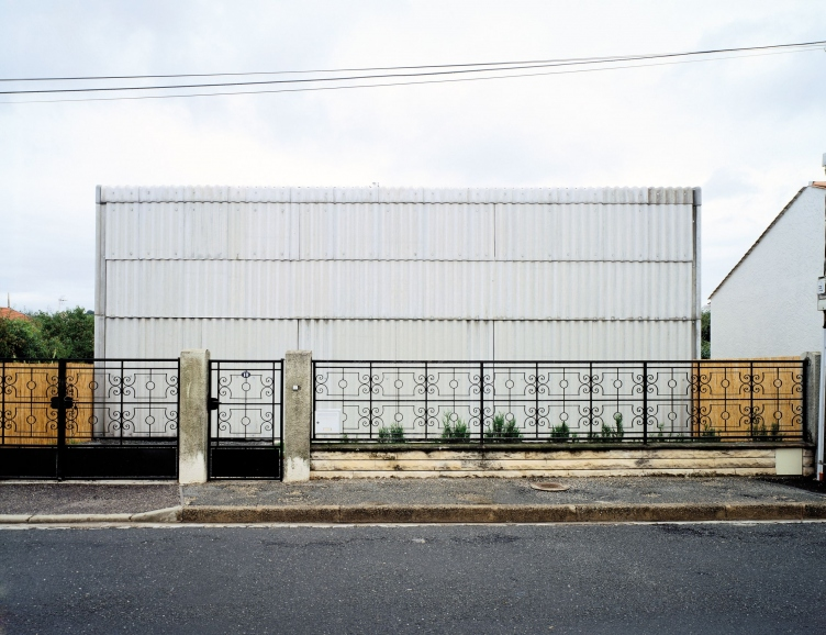 Дом Латапи во Флуараке до реконструкции.