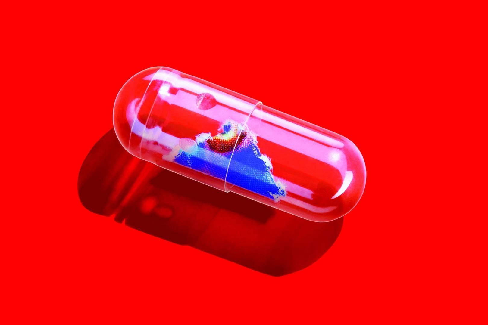 Положительные ощущения микродозинга ЛСД могут быть эффектом плацебо. Исследование