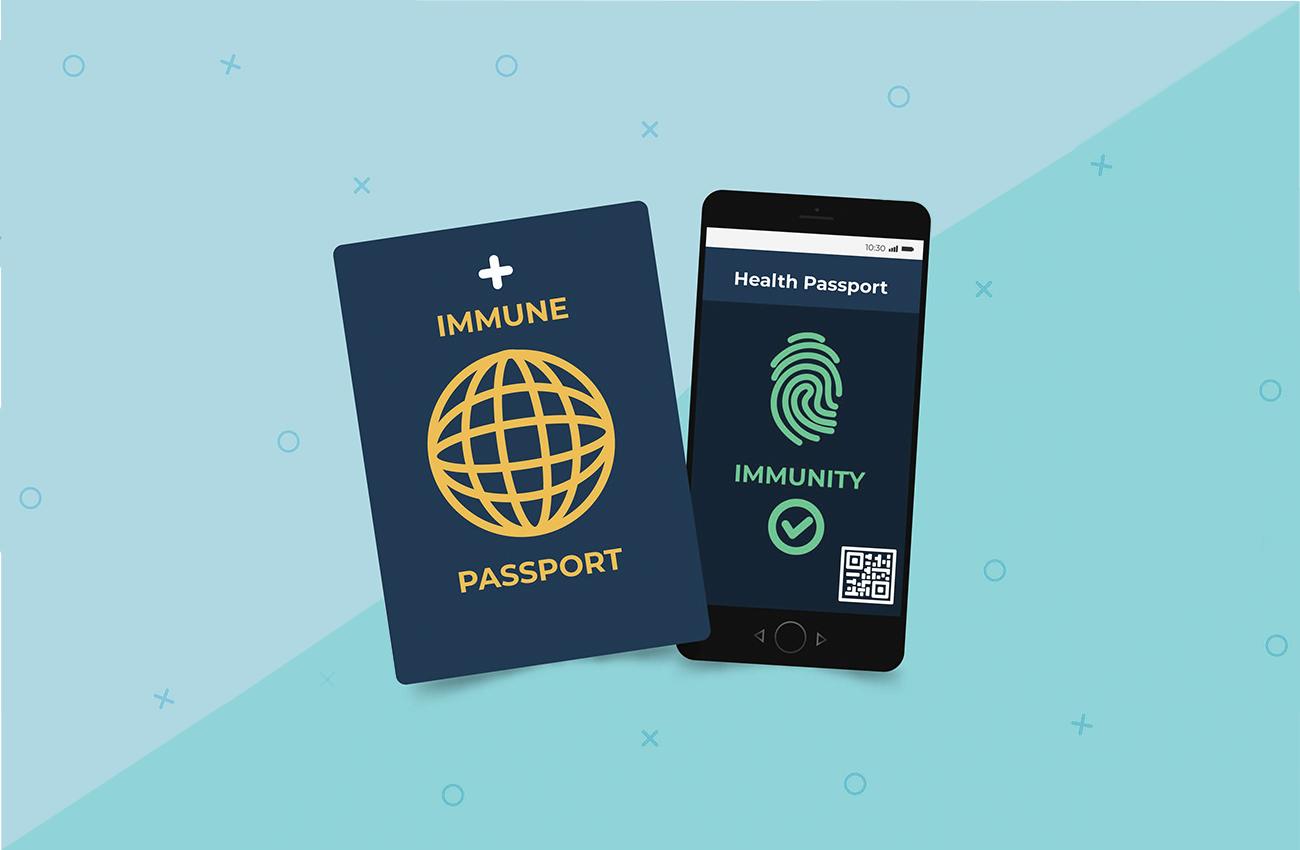ЕС представил паспорт вакцинации